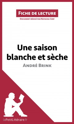 Une saison blanche et sèche d'André Brink (Fiche de lecture) by lePetitLittéraire.fr from Vearsa in General Academics category