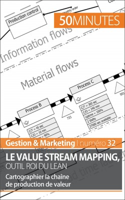 Le Value Stream Mapping, outil roi du Lean by 50 minutes from Vearsa in Business & Management category