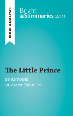Book Analysis: The Little Prince by Antoine de Saint-Exupéry by Pierre Weber from Vearsa in General Academics category