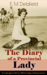 The Diary of a Provincial Lady (Unabridged Edition With Original Illustrations) by Arthur  Watts from  in  category