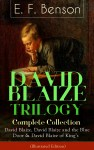 DAVID BLAIZE TRILOGY – Complete Collection: David Blaize, David Blaize and the Blue Door & David Blaize of King's (Illustrated Edition) by Henry  Justice  Ford from  in  category
