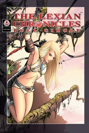The Lexian Chronicles Nº1 by Harry  Gallan from Vearsa in General Novel category