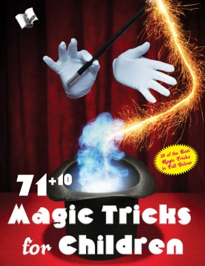 71+10 Magic Tricks for Children by NISHA  MALHOTRA from Vearsa in General Novel category