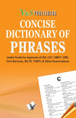 Concise Dictionary of Phrases by Editorial Board from Vearsa in Language & Dictionary category