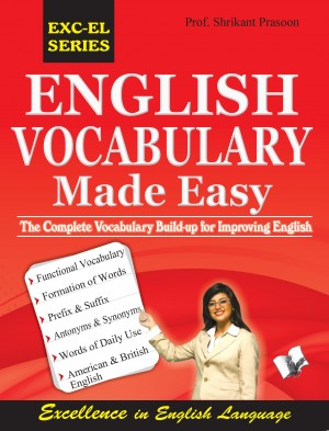 English Vocabulary Made Easy by Shrikant Prasoon from Vearsa in Language & Dictionary category