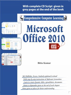 Microsoft Office 2010 by Bittu Kumar from Vearsa in Engineering & IT category