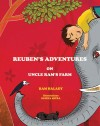 REUBEN'S ADVENTURES ON UNCLE RAM'S FARM by RAM HALADY from  in  category