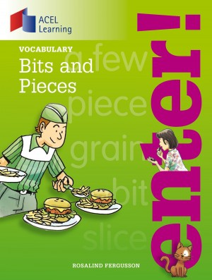 Bits and Pieces by Rosalind Fergusson from Vearsa in Language & Dictionary category