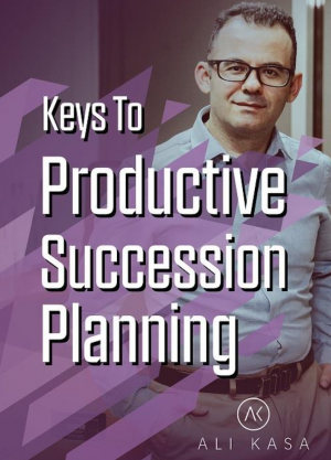 Keys to Productive Succession Planning by Ali Kasa from  in  category
