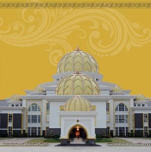 Manuskrip: Syarahan Perdana Budaya: institusi raja berperlembagaan: kelangsungan negara bangsa