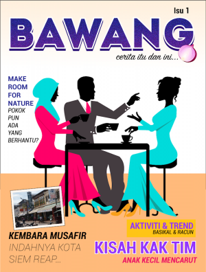 BAWANG by Geng Bawang from Xentral methods Sdn bhd in Magazine category
