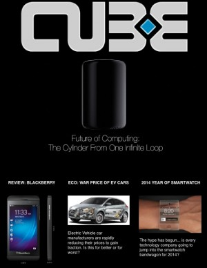 Cube Magazine by Xentral Methods from Xentral methods Sdn bhd in Magazine category