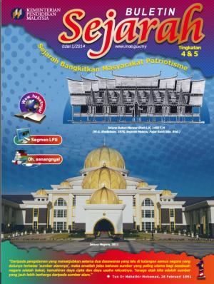 Buletin Sejarah (digimag) Edisi 1 by KEMENTERIAN PENDIDIKAN MALAYSIA from  in  category