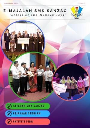 E-MAJALAH SMK SANZAC 2017