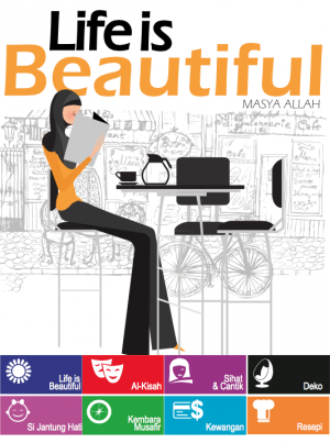 Life is Beautiful Issue 2 by Xentral Methods from Xentral Methods Sdn Bhd in Magazine category