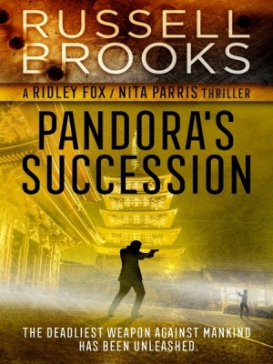 Pandora's Succession by Russell Brooks from XinXii - GD Publishing Ltd. & Co. KG in General Novel category