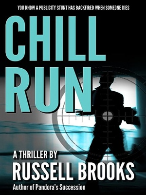 Chill Run by Russell Brooks from XinXii - GD Publishing Ltd. & Co. KG in General Novel category