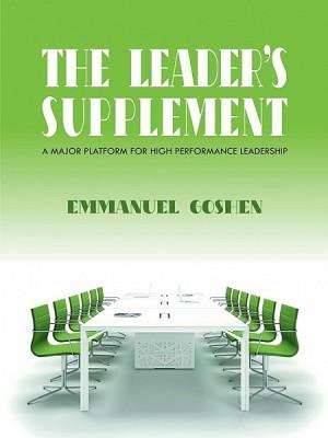 The Leader's Supplement by Emmanuel Goshen from XinXii - GD Publishing Ltd. & Co. KG in General Novel category