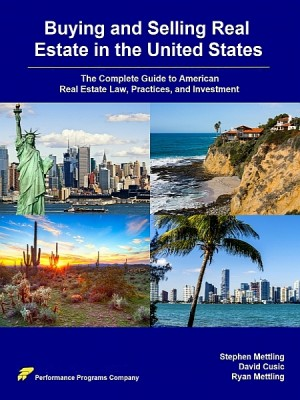 Buying and Selling Real Estate in the United States by Stephen Mettling from  in  category