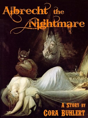 Albrecht, the Nightmare by Cora Buhlert from XinXii - GD Publishing Ltd. & Co. KG in General Novel category