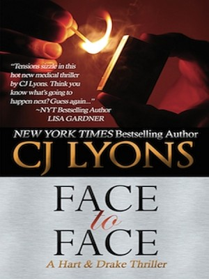 Face to Face by CJ Lyons from XinXii - GD Publishing Ltd. & Co. KG in Romance category