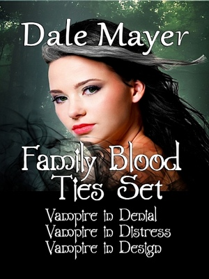 Family Blood Ties Set by Dale Mayer from XinXii - GD Publishing Ltd. & Co. KG in General Novel category
