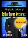 The Complete Collection of Father Brown Mysteries by Gilbert Keith Chesterton from  in  category