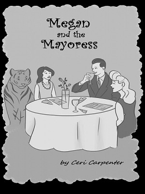 Megan and the Mayoress by Ceri Carpenter from XinXii - GD Publishing Ltd. & Co. KG in General Novel category