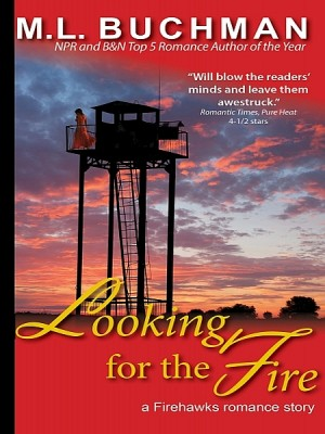 Looking for the Fire by M. L. Buchman from XinXii - GD Publishing Ltd. & Co. KG in Romance category