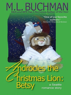 Androcles the Christmas Lion by M. L. Buchman from XinXii - GD Publishing Ltd. & Co. KG in Romance category