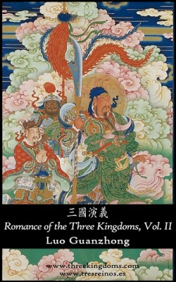 Romance of the Three Kingdoms Volume II by Luo Guanzhong from XinXii - GD Publishing Ltd. & Co. KG in Classics category