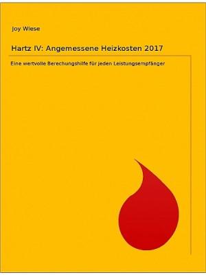 Hartz IV: Angemessene Heizkosten 2017