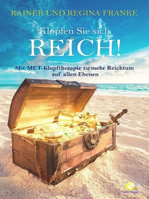 Klopfen Sie sich reich! by Rainer-Michael Franke from XinXii - GD Publishing Ltd. & Co. KG in Motivation category