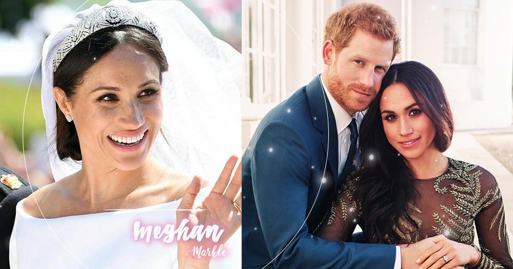 哈利:「第一眼就知道她是我的天命真女」,叛逆梅根這4點迷人特質收服王子心~