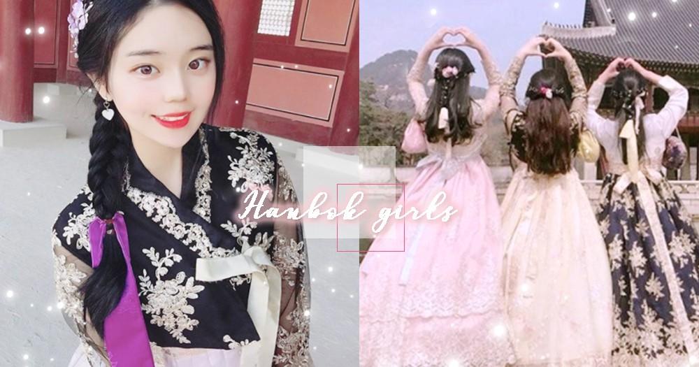 暑假行程首選!景福宮超夢幻「韓服體驗」此生一定要和閨蜜去一次!