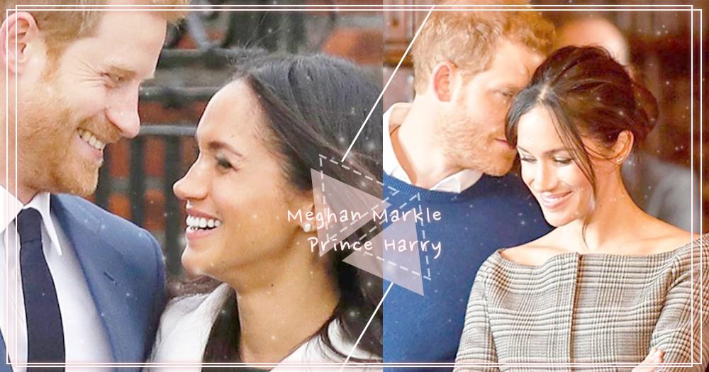 童話故事裡的愛情真的存在!哈利王子5句情話❤不只感動梅根,全世界女孩都跟著融化了~