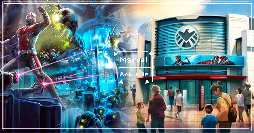 香港迪士尼NONSTOP!2019年3月將有新「漫威英雄」登港~快帶男友一起來找找「他」♡