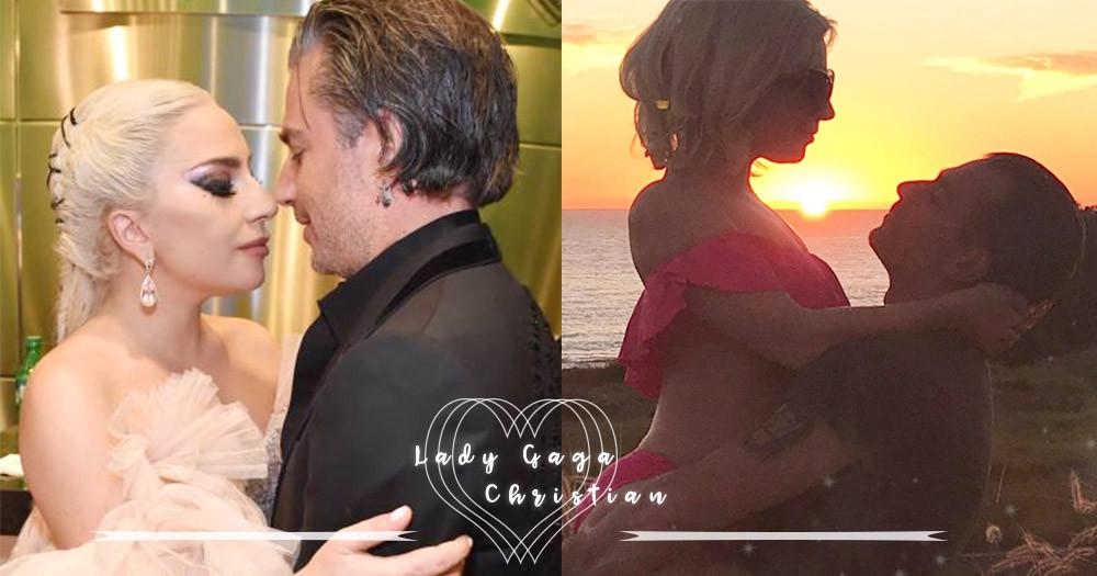 女神卡卡宣布訂婚甜喊「我的未婚夫」,感性告白:「談感情最棒的是妳知道當妳跌倒時,一定會有人接住妳♡」