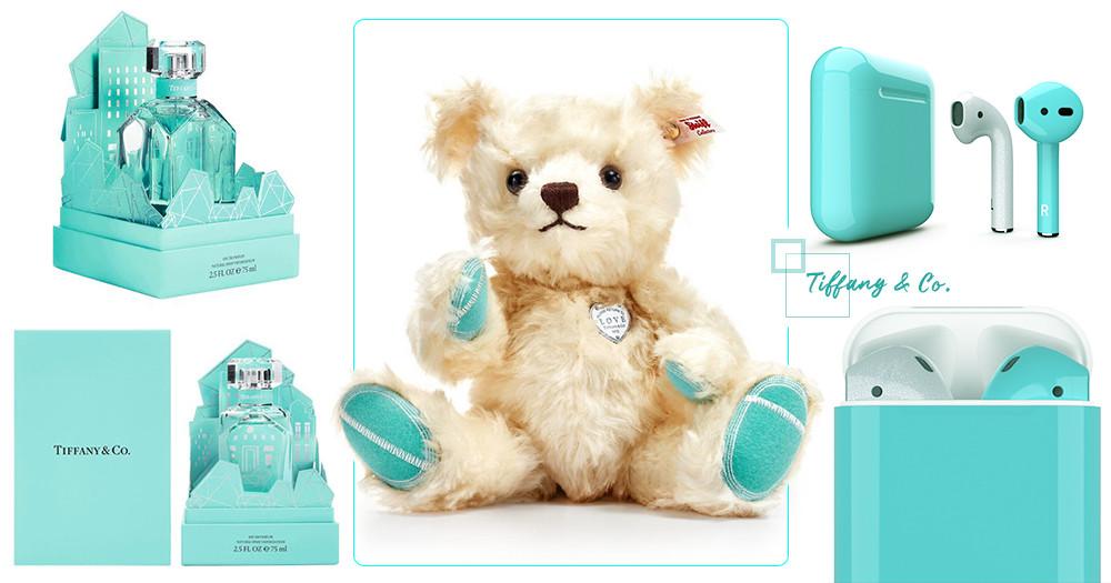 盤點Tiffany &Co.聖誕小物!閨蜜限定「香水刻字服務」開跑~還有超萌小熊、訂製AirPods♡
