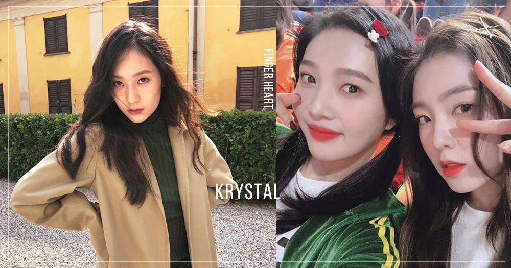 原來Krystal討厭比手指愛心?盤點4位不喜歡韓式愛心的藝人~其中一位女神理由居然有點萌♡