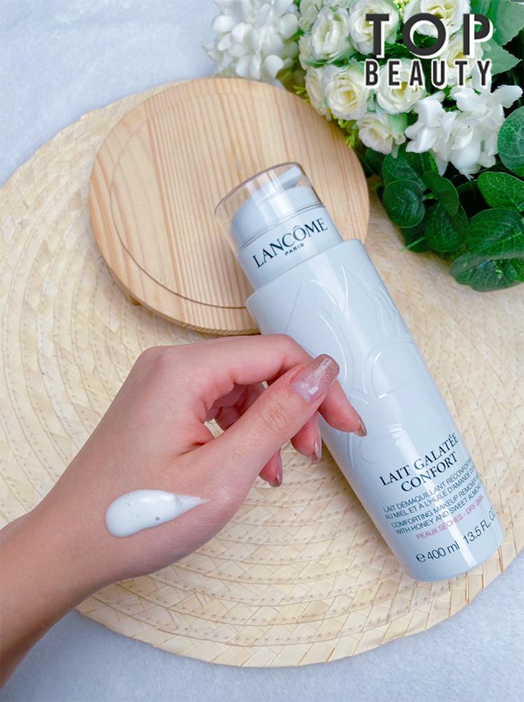 Lancôme Galatée Confort 溫和卸妝乳及潔面奶