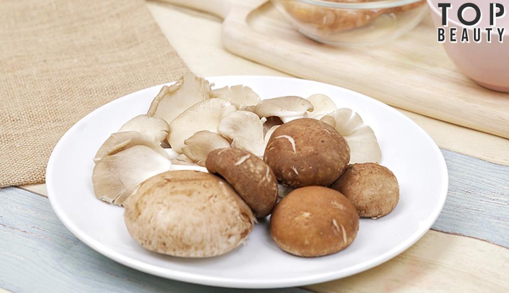 香菇麻油雞燴飯_菇