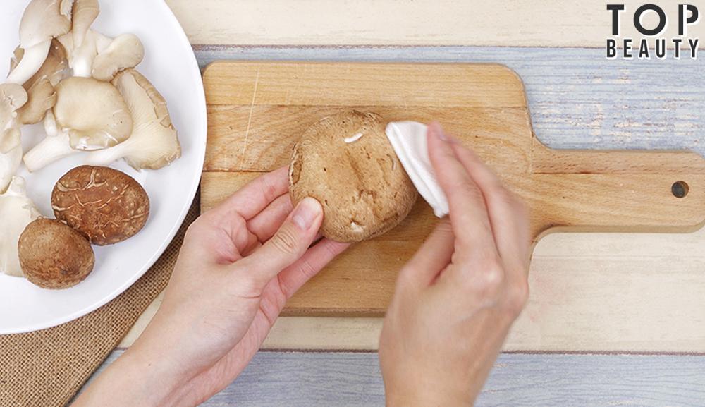 香菇麻油雞燴飯_菇清潔