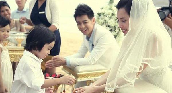 林志穎陳若儀結婚
