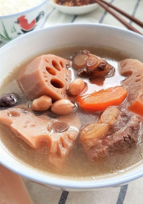 溫和養身推介栗子湯水 補腎益血滋陰養顏喝出好臉色