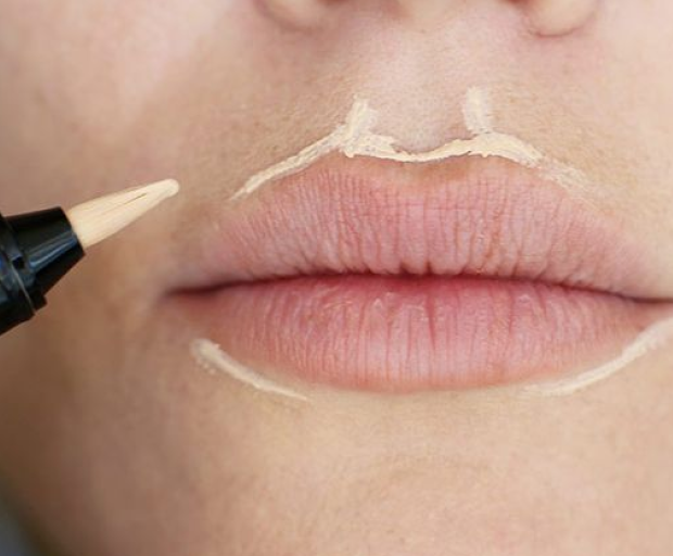 lip conceal