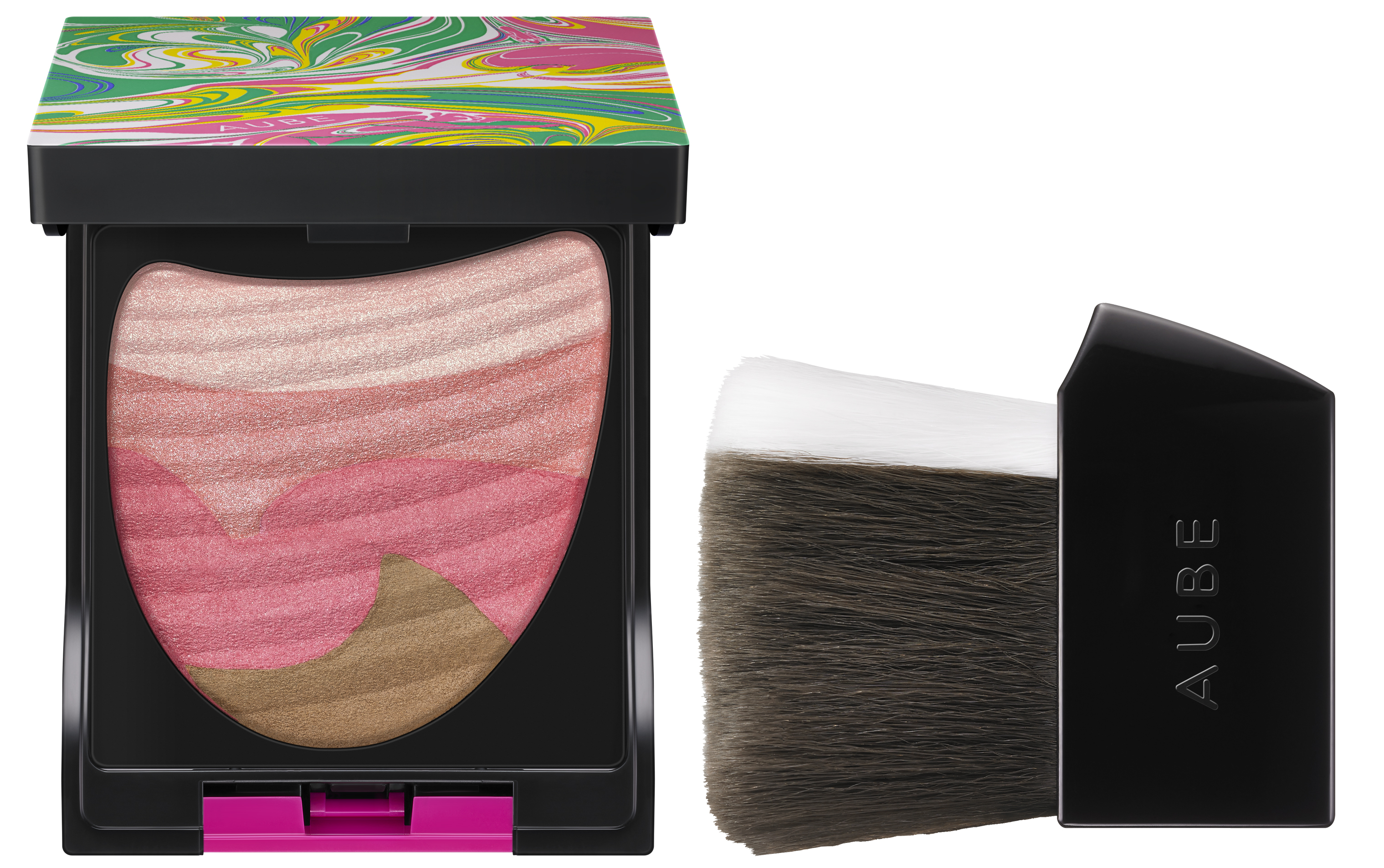 1秒塑出立體胭脂小顏 幾個簡易步驟打造粉紅魅力聖誕彩妝