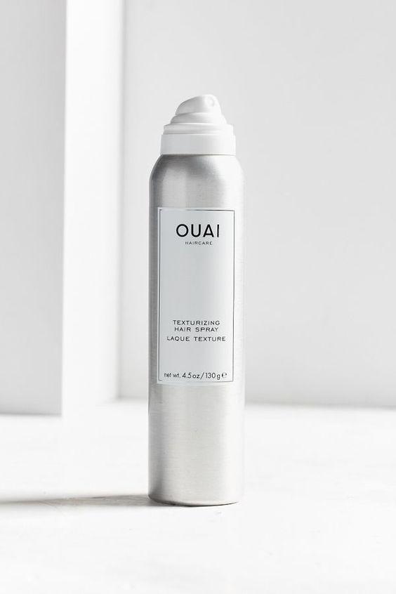 OUAITexturizing Hair Spray