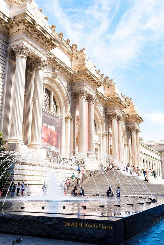 美國紐約大都會藝術博物館