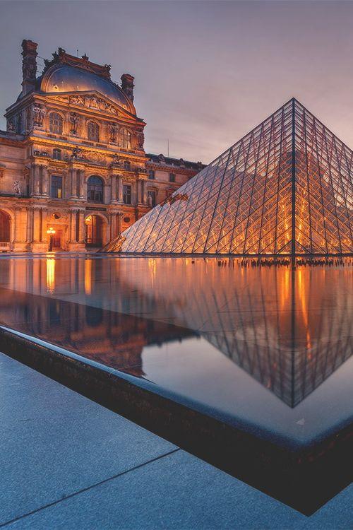 法國巴黎羅浮宮博物館